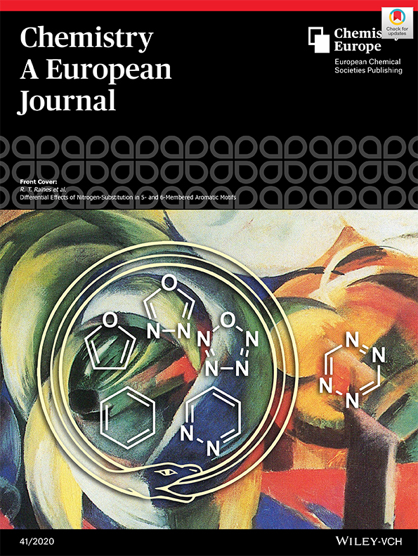 Front Cover: Differential Effects of Nitrogen Substitution in 5